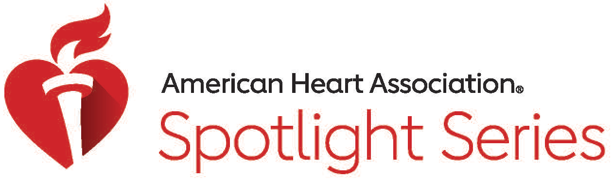 American Heart Association Spotlight Series logo