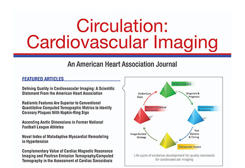Circulation CV Imaging journal cover