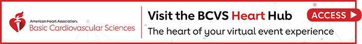 Visit the BCVS Heart Hub. The heart of your virtual event experience.