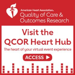 Visit the QCOR Heart Hub, the heart of your virtual event experience