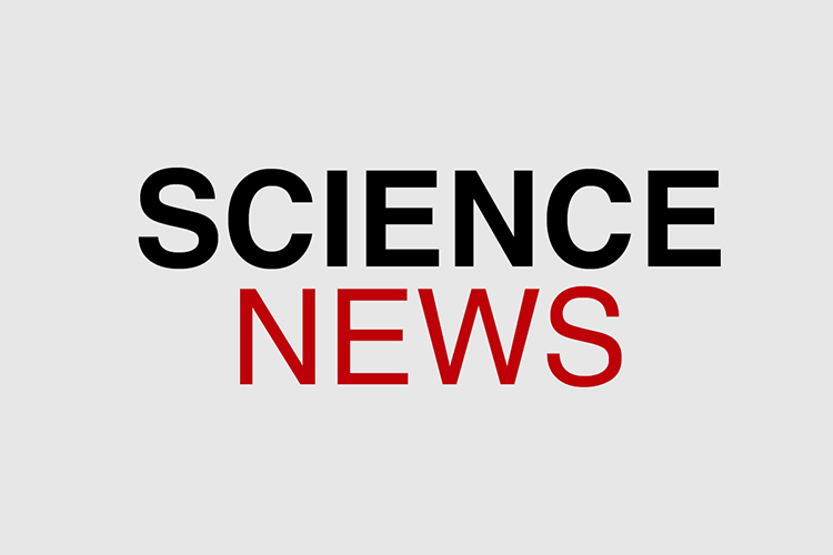 Science News on light gray background